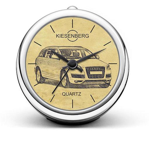 Für Audi Q7 4L Modellpflege Fan Tischuhr T-5139