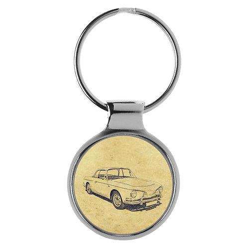Für VW Karmann Ghia Typ 34 Fan Schlüsselanhänger A-5456