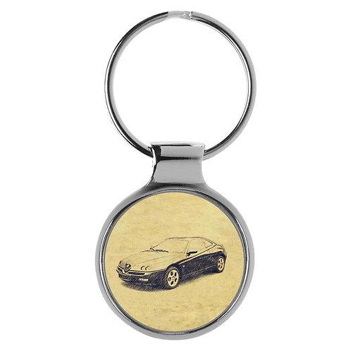 Für Alfa Romeo GTV Fan Schlüsselanhänger A-4029