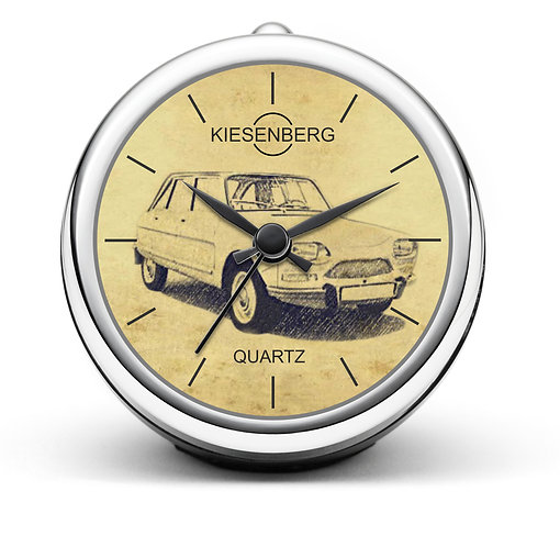 Für Citroen Ami 8 Fan Tischuhr T-5611