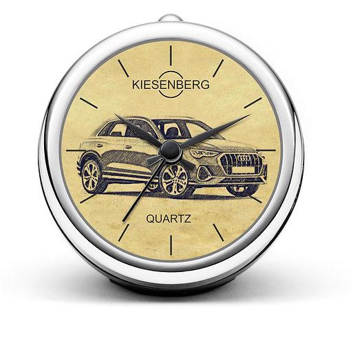Für Audi Q3 F3 Fan Tischuhr T-5133