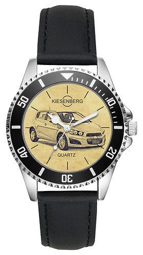 Für Chevrolet Aveo Fan Armbanduhr L-4703
