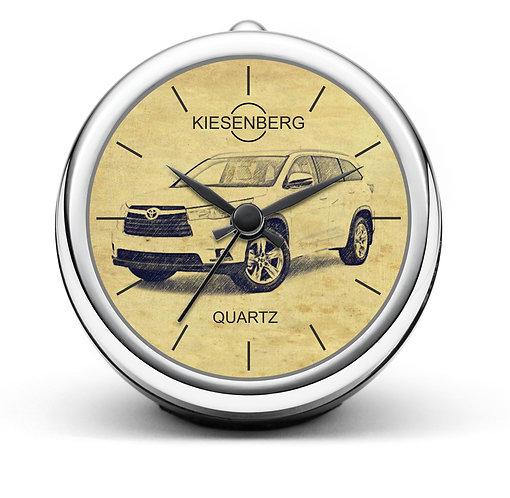 Für Toyota Highlander Fan Tischuhr T-20677