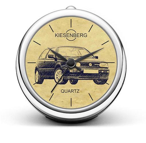 Für VW Golf GTI III Fan Tischuhr T-5052
