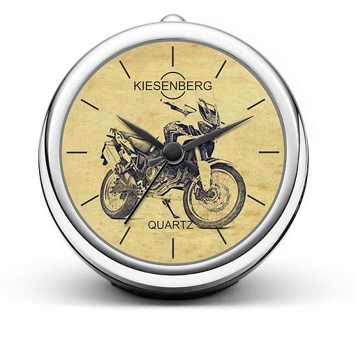 Für Honda Africa Twin Motorrad Fan Tischuhr T-20614