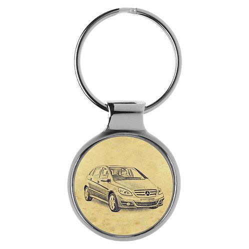 Für Mercedes B Klasse W245 ab 2008-2011 Modellpflege Fan Schlüsselanhänge A-5410