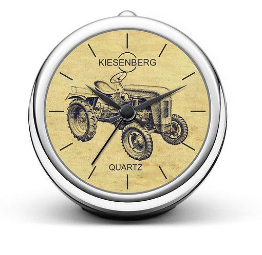 Für Bautz AS 120 Traktor Fan Tischuhr T-20619