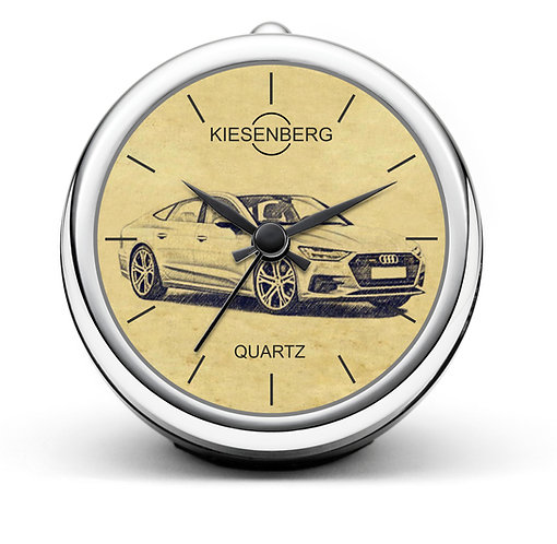Für Audi A7 C8 Sportback Fan Tischuhr T-5132
