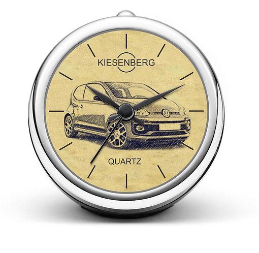 Für VW up! GTI seit 2018 Fan Tischuhr T-4398