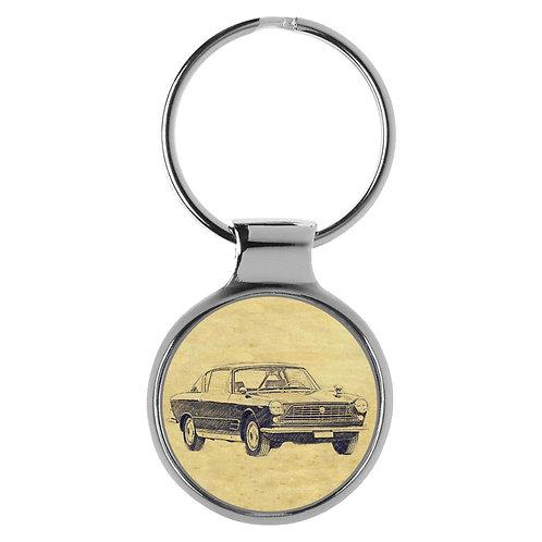Für FIAT 2300 S Coupe Fan Schlüsselanhänger A-6461
