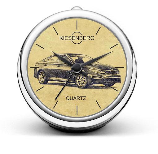 Für Kia Optima JF Modellpflege Fan Tischuhr T-5177