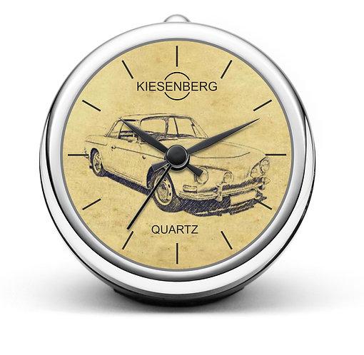 Für VW Karmann Ghia Typ 34 Fan Tischuhr T-5456