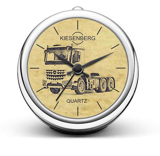 Für Mercedes Actros 3363 LKW Trucker Fan Tischuhr T-20472