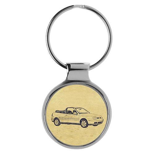 Für VW Golf IV Cabrio Fan Schlüsselanhänger A-5038