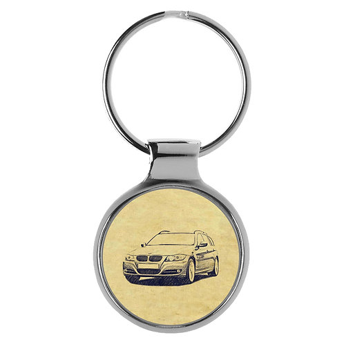 Für BMW E90 Touring Fan Schlüsselanhänger A-4057