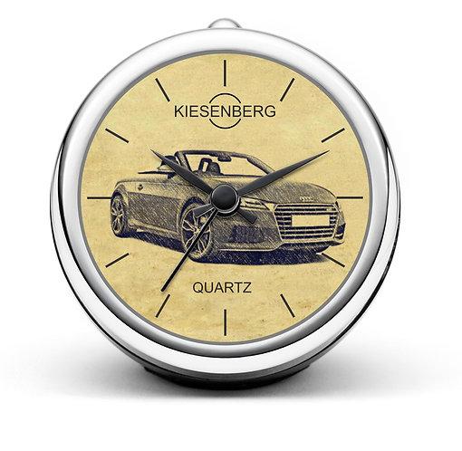 Für Audi TT 8S Roadster Fan Tischuhr T-5106