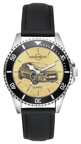 Für Citroen C3 III Modellpflege  Fan Armbanduhr L-5525