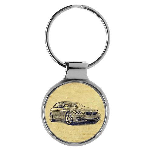 Für BMW 3er Fan Schlüsselanhänger A-20680