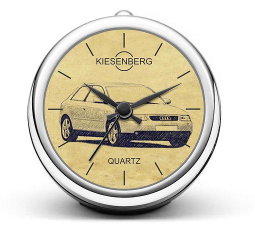 Für Audi A3 8L Modellpflege Fan Tischuhr T-5084