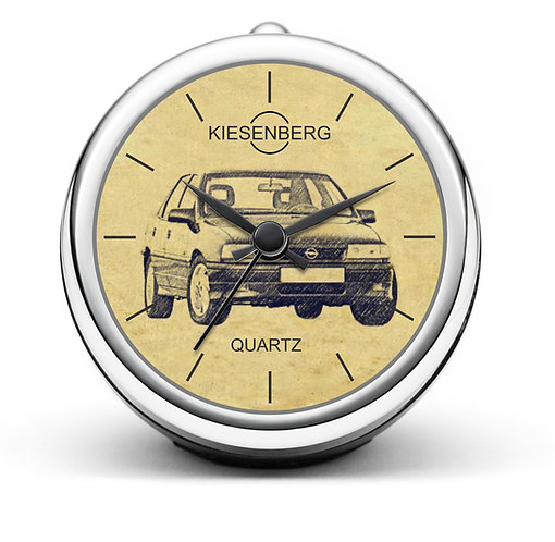 Für Opel Vectra A Modellpflege Fan Tischuhr T-4668