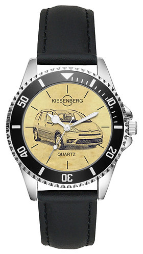 Für Citroen C4 Grand Picasso Fan Armbanduhr L-5549