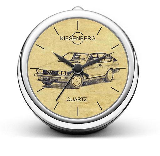 Für Alfa Romeo GTV 2.0 Fan Tischuhr T-4014