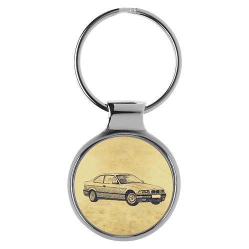 Für BMW E36 Coupe Fan Schlüsselanhänger A-5720