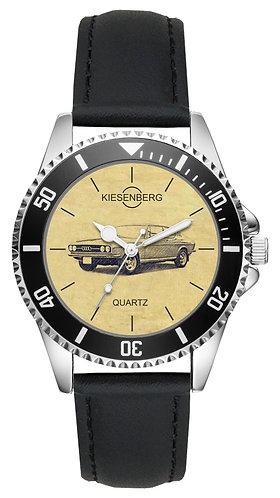 Für Audi 100 Coupe Fan Armbanduhr L-4046