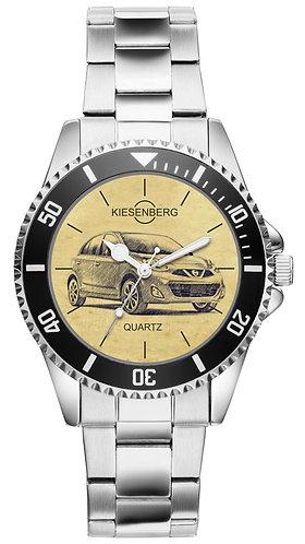Für Nissan Micra K13 Modellpflege Fan Armbanduhr 4805