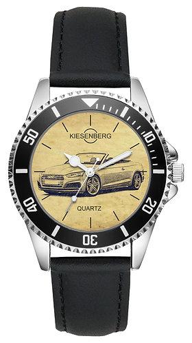 Für Audi A5 S5 RS5 Cabrio Fan Armbanduhr L-6269