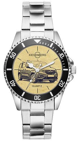 Für Opel Combo E Fan Armbanduhr 4740