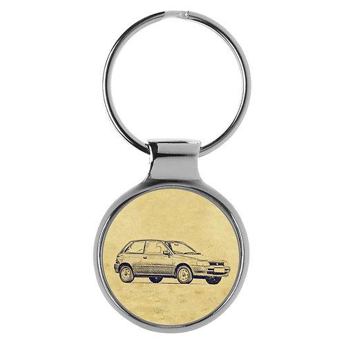 Für Toyota Starlet P8 Fan Schlüsselanhänger A-5355