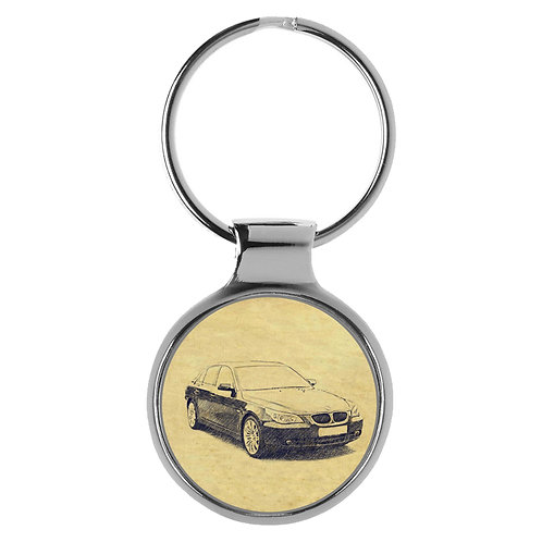 Für BMW E60 Fan Schlüsselanhänger A-4053