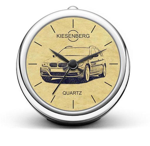 Für BMW E90 Touring Fan Tischuhr T-4057