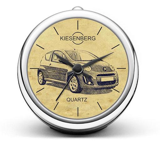 Für Citroen C1 Modellpflege 2 Fan Tischuhr T-5441