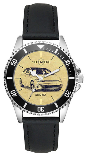Für VW Golf 8 Fan Armbanduhr L-4723