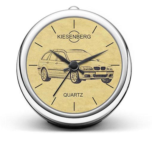 Für BMW E46 Touring Fan Tischuhr T-4056