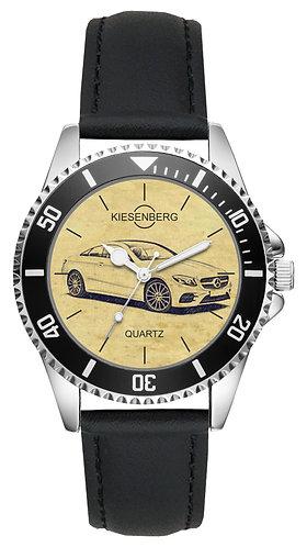 Für Mercedes E Klasse Coupe Fan Armbanduhr L-6295