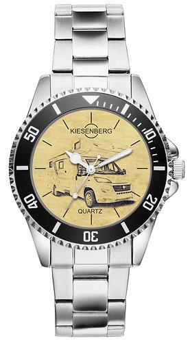Für Bürstner Lyseo Time A Wohnmobil Fan Armbanduhr 6588