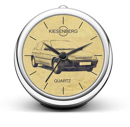 Für Peugeot 306 Fan Tischuhr T-4358