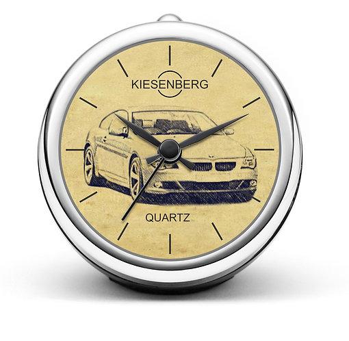 Für BMW E63 6er Coupe Modellpflege Fan Tischuhr T-4613