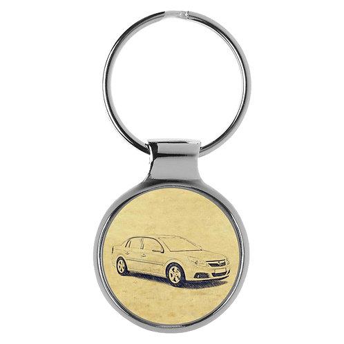 Für Opel Vectra C Modellpflege Fan Schlüsselanhänger A-4876