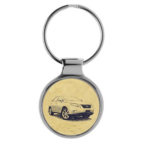 Für Lexus RX 2009-2012 Fan Schlüsselanhänger A-4264