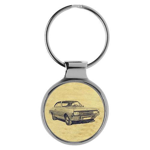 Für Opel Rekord C Coupe Fan Schlüsselanhänger A-20744