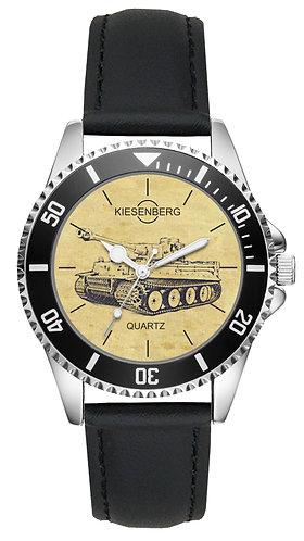 Für Tiger 1 Panzer Fan Armbanduhr L-20461