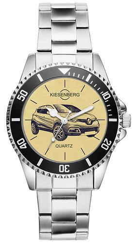 Für Renault Captur Fan Armbanduhr 4148