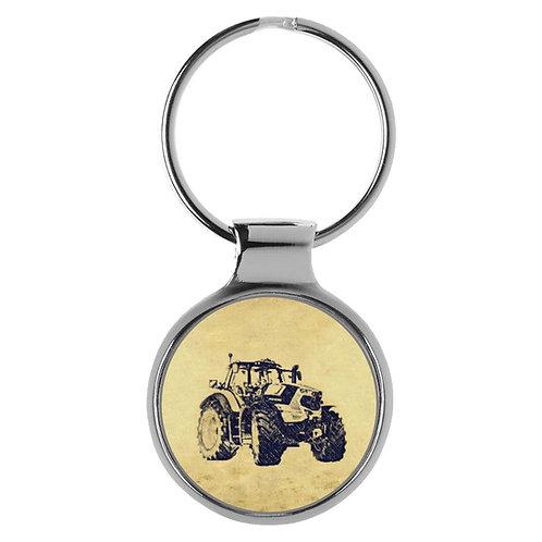 Für Deutz-Fahr 8280 TTV Fan Schlüsselanhänger A-5691
