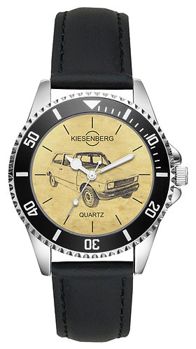 Für Fiat 127 Modellpflege Fan Armbanduhr L-5458