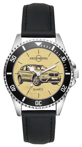 Für BMW X1 F49 Fan Armbanduhr L-4619