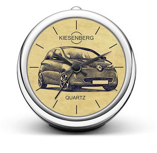 Für Renault Zoe Fan Tischuhr T-4216